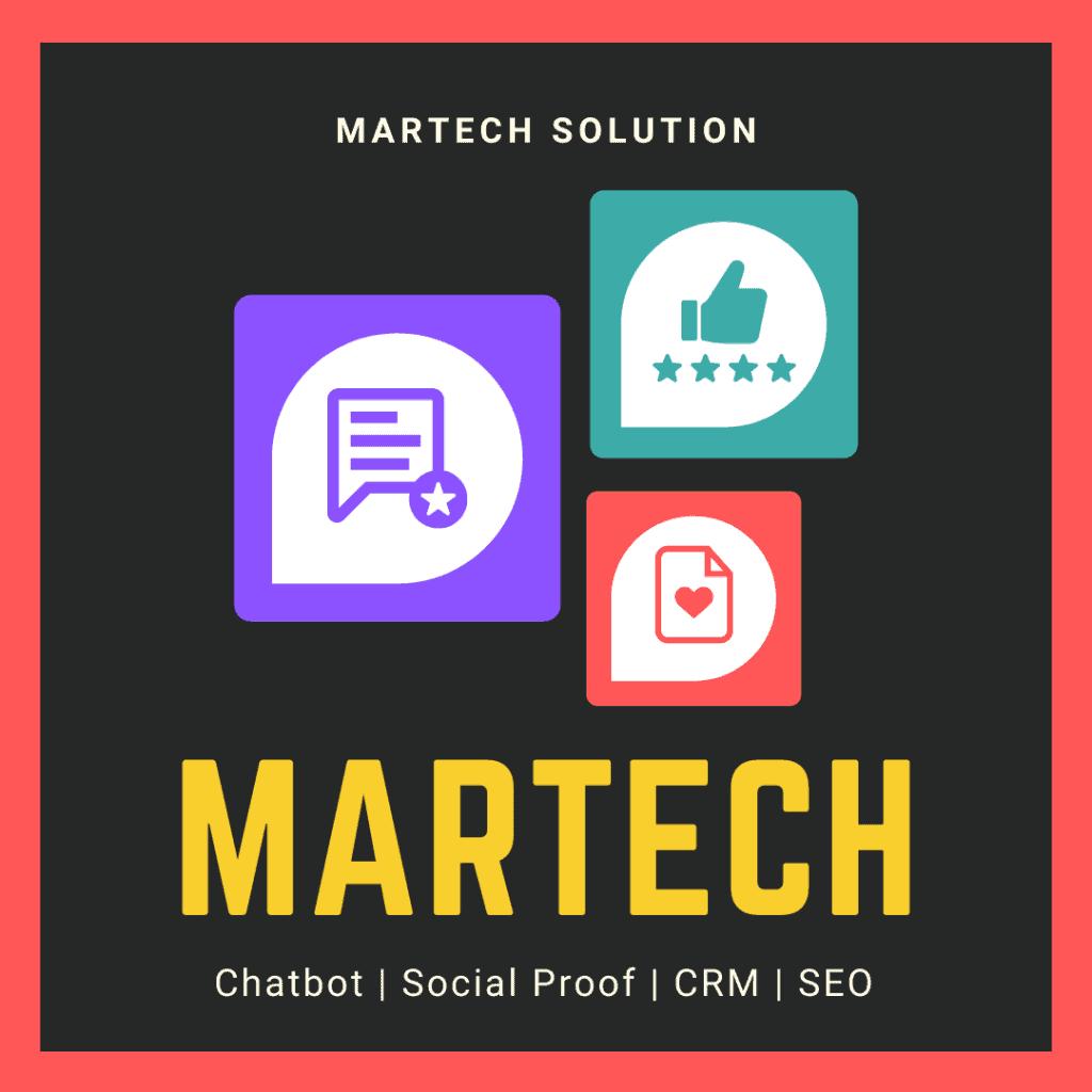 MarTech Solution - Clipsly Digital Hub